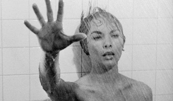 Marion Crane Psycho Shower Scene