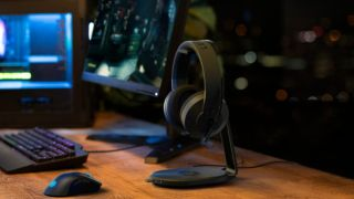 Lenovo Legion S600 Gaming Station and Lenovo Legion H600 Wireless Gaming Headset