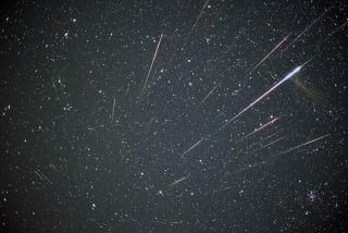 Leonid Meteor Storm 2001