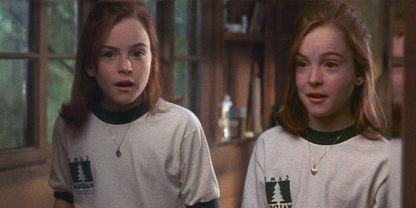 Lindsay Lohan (and Lindsay Lohan) - The Parent Trap