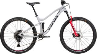 Vitus Mythique is a great value aluminium sub-enduro bike