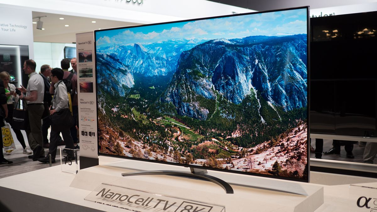 Hands on: LG Nano Cell 8K LED TV (75SM99) review