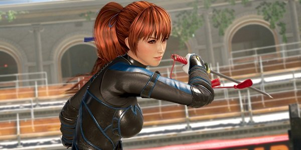 Kasumi in Dead or Alive 6.