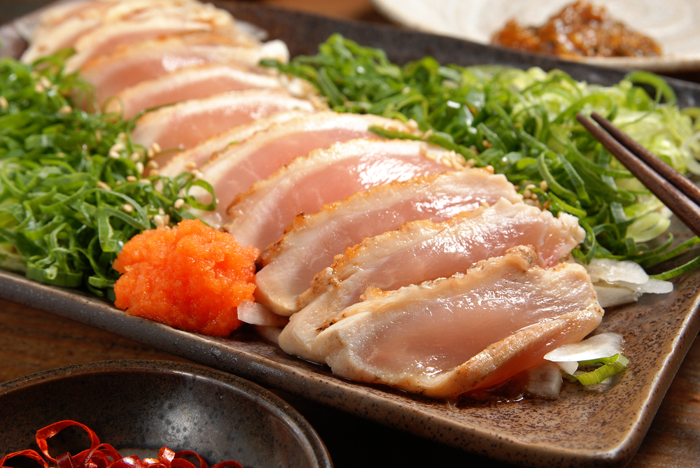 Raw Deal: Is 'Chicken Sashimi' Safe? | Live Science