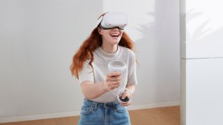 Best VR Headsets: Oculus Quest 2