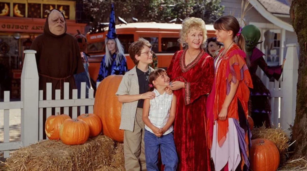 Halloween Town Stream