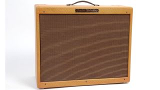 This Restored 1956 Fender Twin is the Marshall's American Kissing Cousin