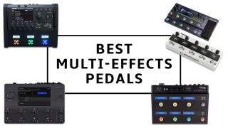 12 best multi-effects pedals for guitarists 2021: top do-it-all guitar effects units