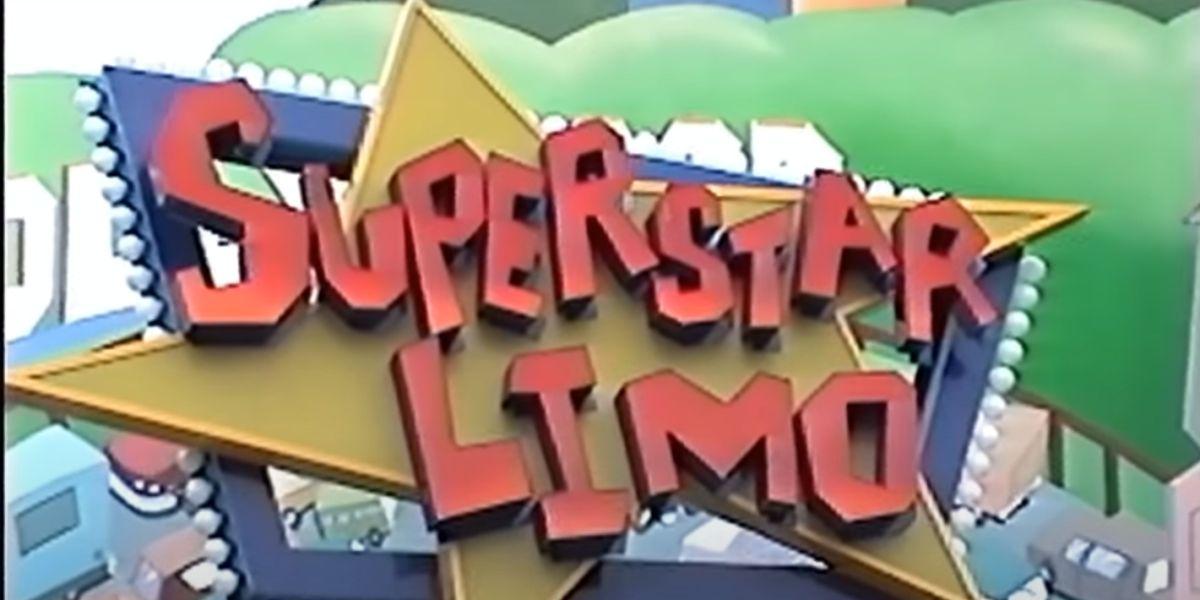 Superstar Limo sign