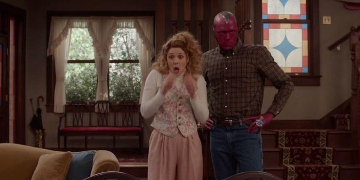 Wanda and Vision, Full House style