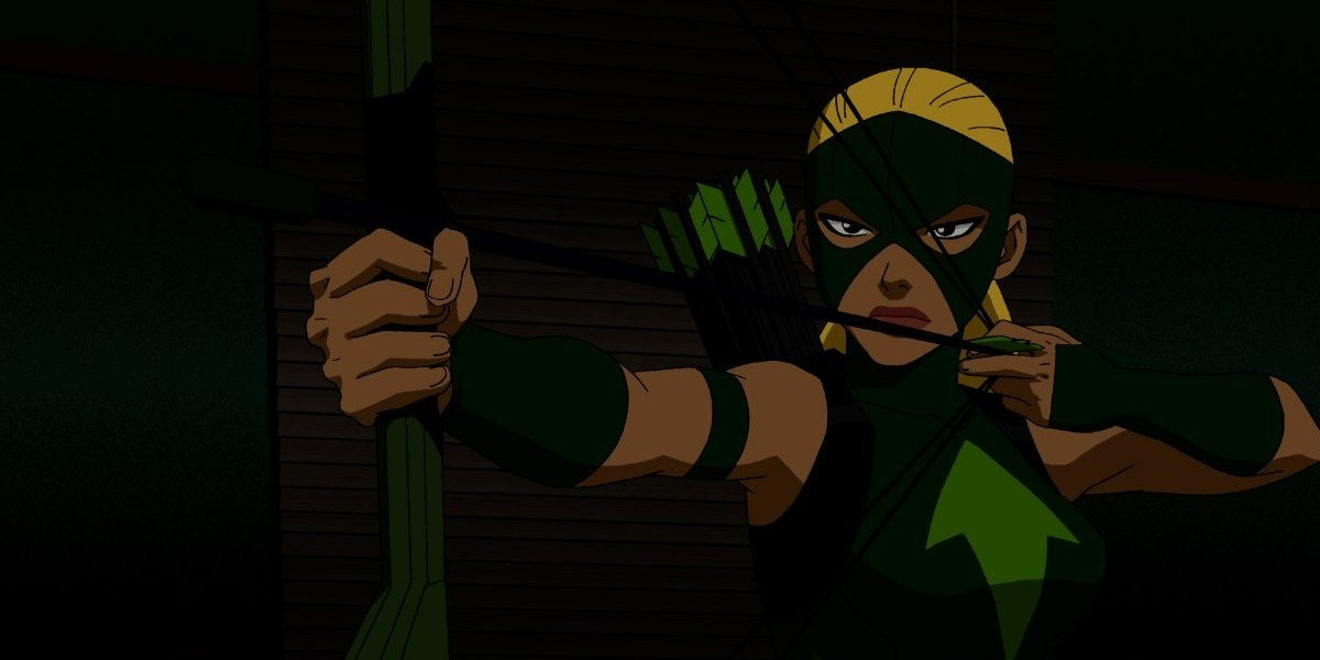 Artemis in Young Justice