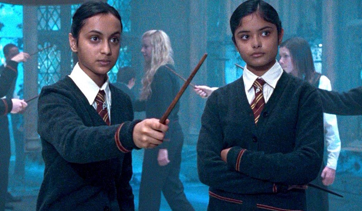 Patil Sisters Harry Potter