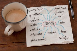 ethics social media misconduct