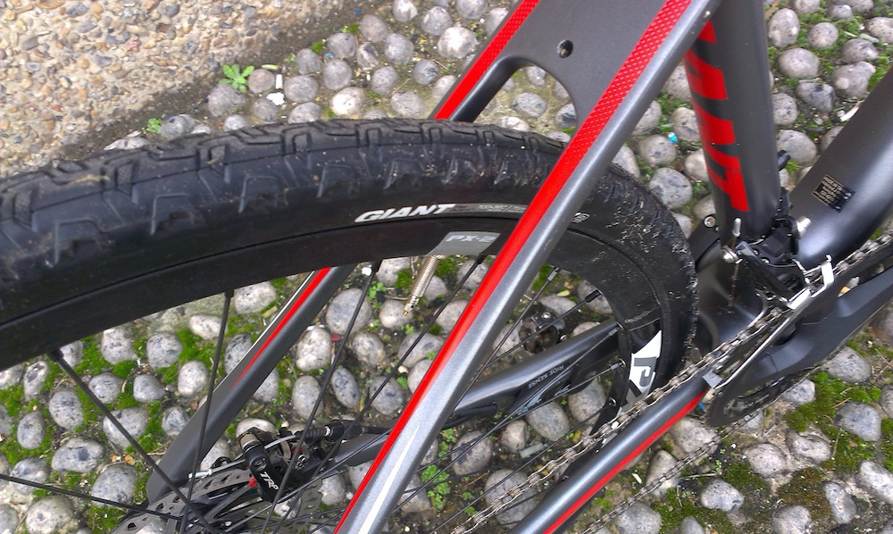 Giant Anyroad Comax Review Cycling Weekly