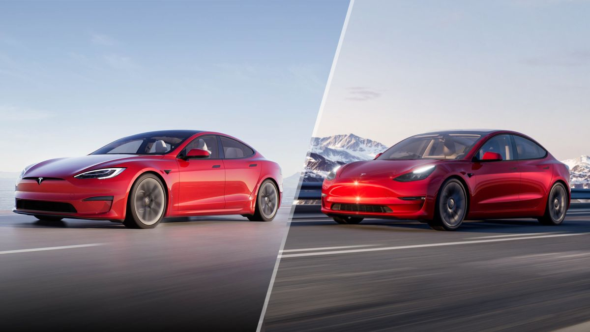 Tesla Model S vs. Tesla Model 3: What's the difference?