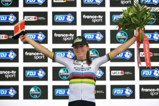 World Champion Annemiek van Vleuten earns combativity award at 2020 La Course by Le Tour de France