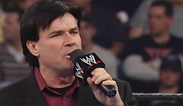 Eric Bischoff WWE