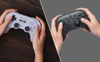 8BitDo SN30 Pro+ vs  Switch Pro Controller: Which Switch