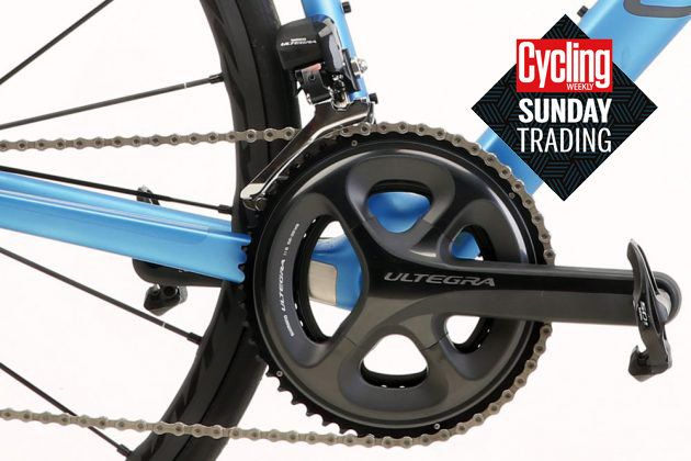 Sunday trading: 48% off Shimano Ultegra 6800 and great deals