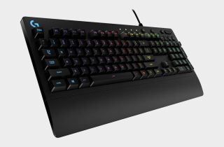 Pick up this Logitech G213 gaming keyboard for just £24