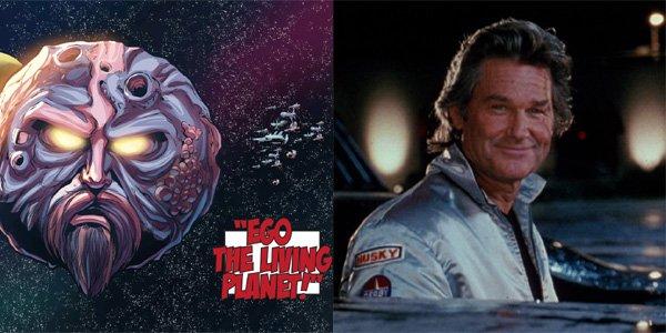 Ego The Living Planet (Kurt Russell)