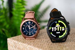 The best Samsung watch: Samsung Galaxy Watch 3