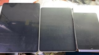 New iPad Mini design looks very familiar, leaked photos suggest