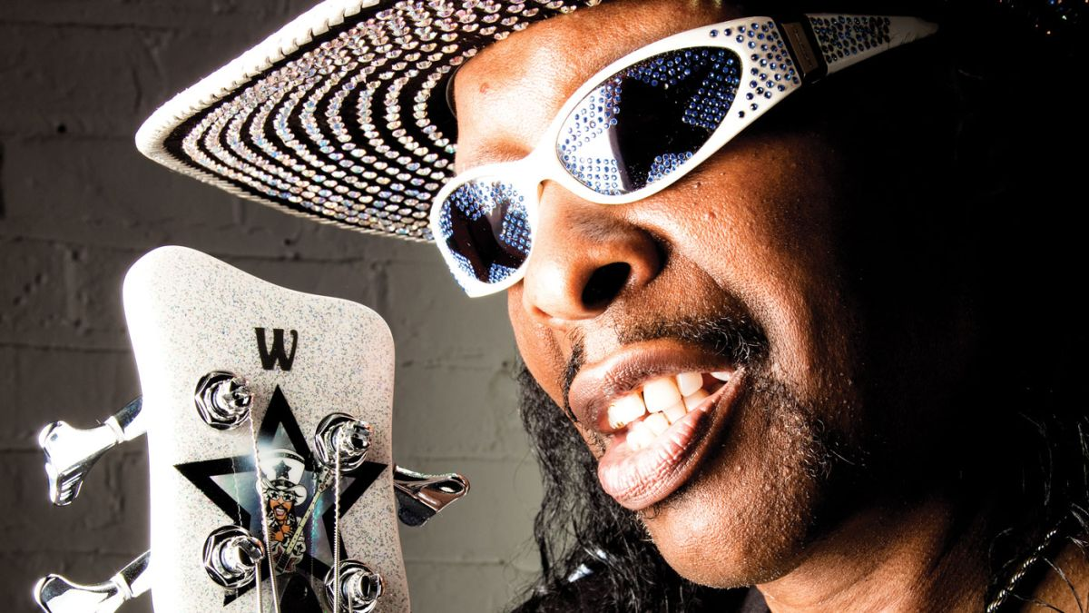 Bootsy Collins All This Happened For Real You Couldn T