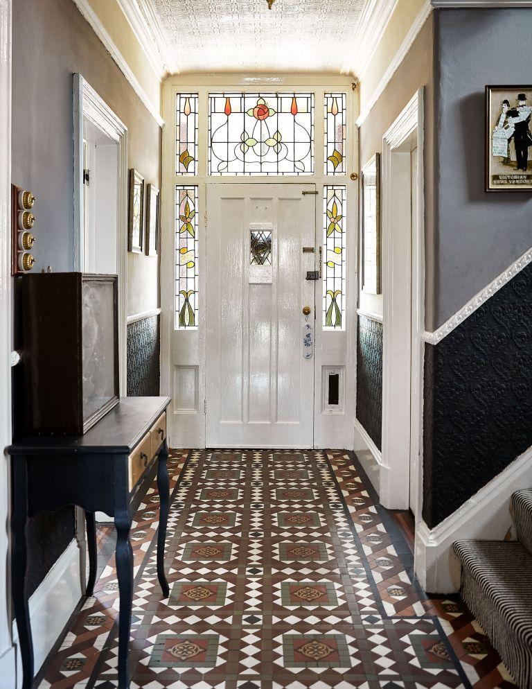 hallway flooring