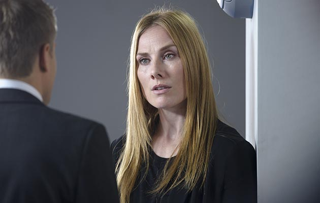 Holby City's Jac Naylor causes chaos in Casualty!