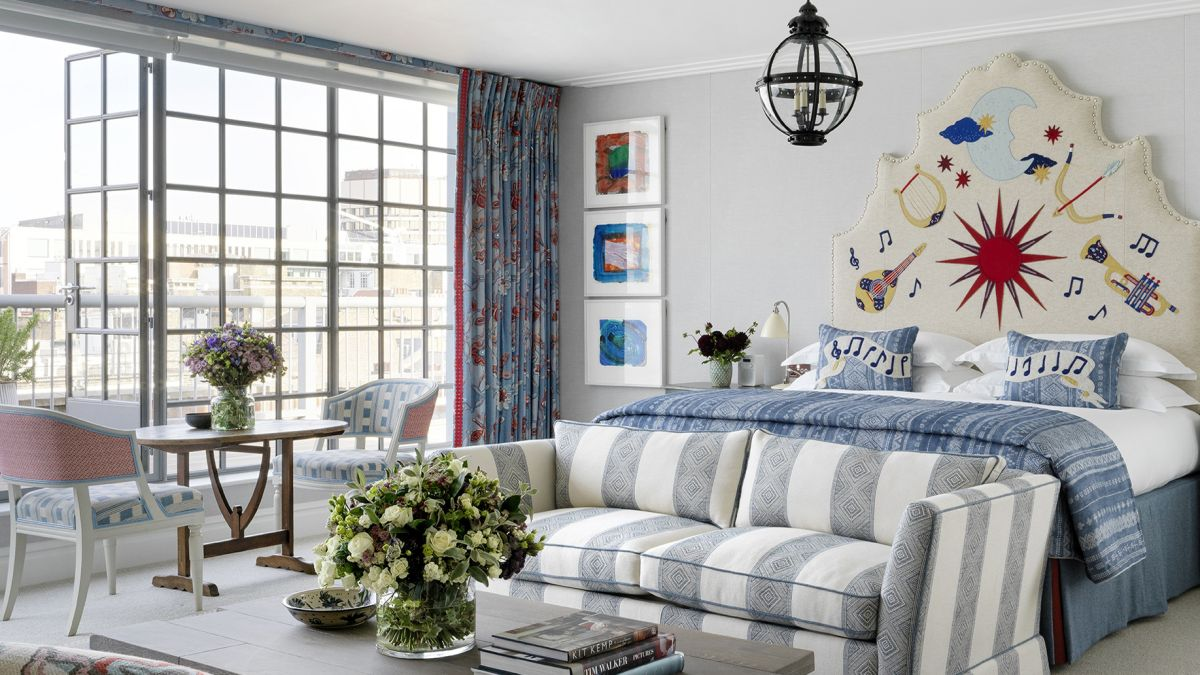 These five hotel bedrooms are designed to perfection – this is what we can learn from them