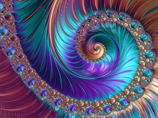 fractal pattern of chaos