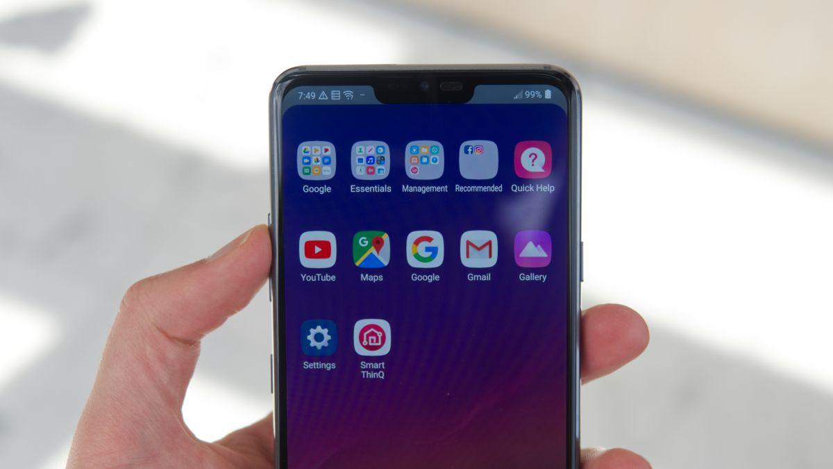 Google sets down ground rules for notch support on Android P
