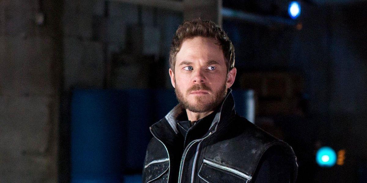 Shawn Ashmore as Iceman in X-Men movies