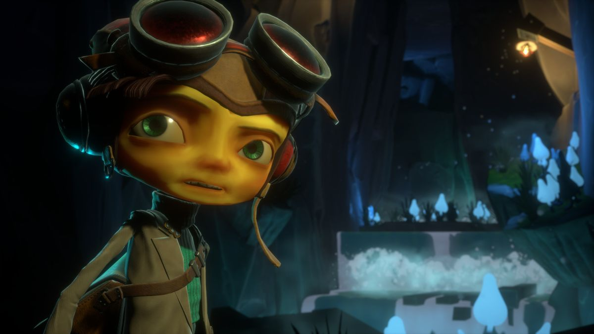 Psychonauts 2 still has boss fights because of the Microsoft acquisition