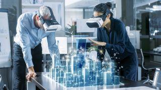Smart City Virtual Reality