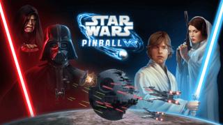 Star Wars Pinball VR logo