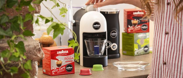 Get this Lavazza coffee machine for just £49 at John Lewis ...
