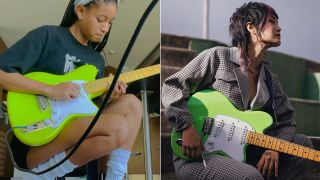 Willow Smith and Yvette Young
