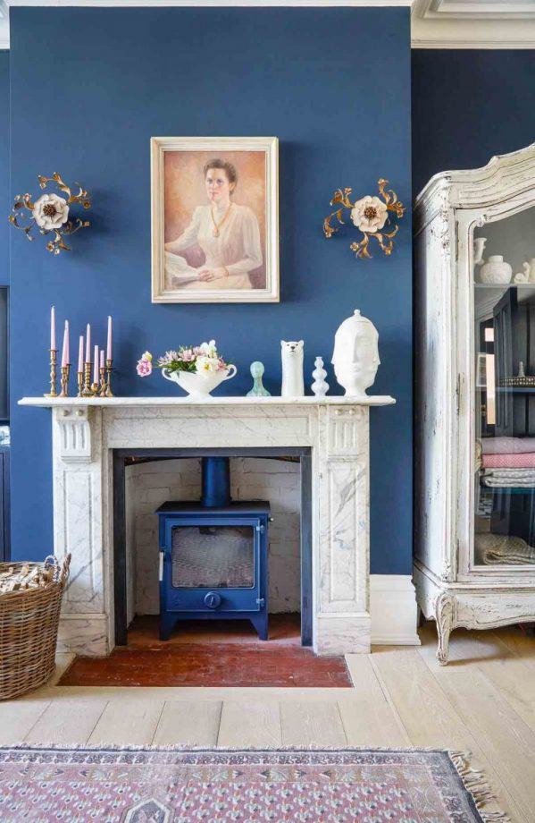 Navy Blue Walls The Best Shades Of Navy Blue And Where To Use Them