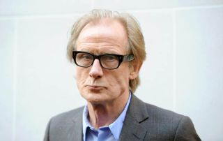 Bill Nighy chose latest role for the lounge suit