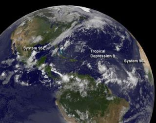 weather, GOES-13, hurricanes, tropical storms