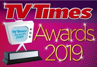 TV Times Awards 2019 logo