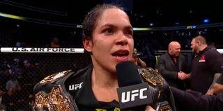 Amanda Nunes UFC 245