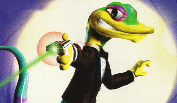 Gex Enter The Gecko PlayStation