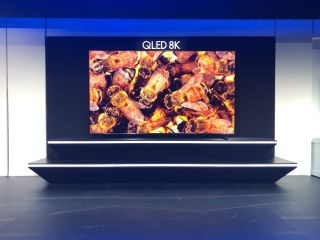 QLED TV: How Samsung's TV tech compares to OLED