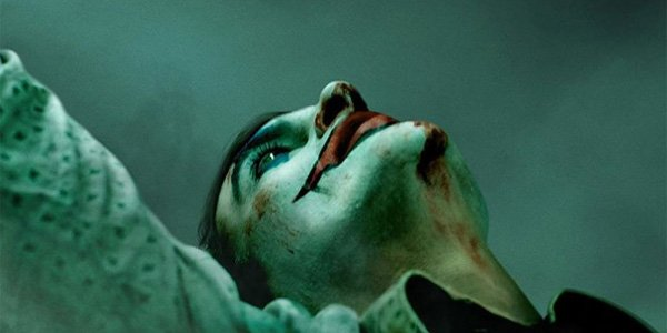 Joker in the first poster for the 2019 movie.