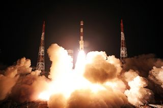 IRNSS-1A Launch India