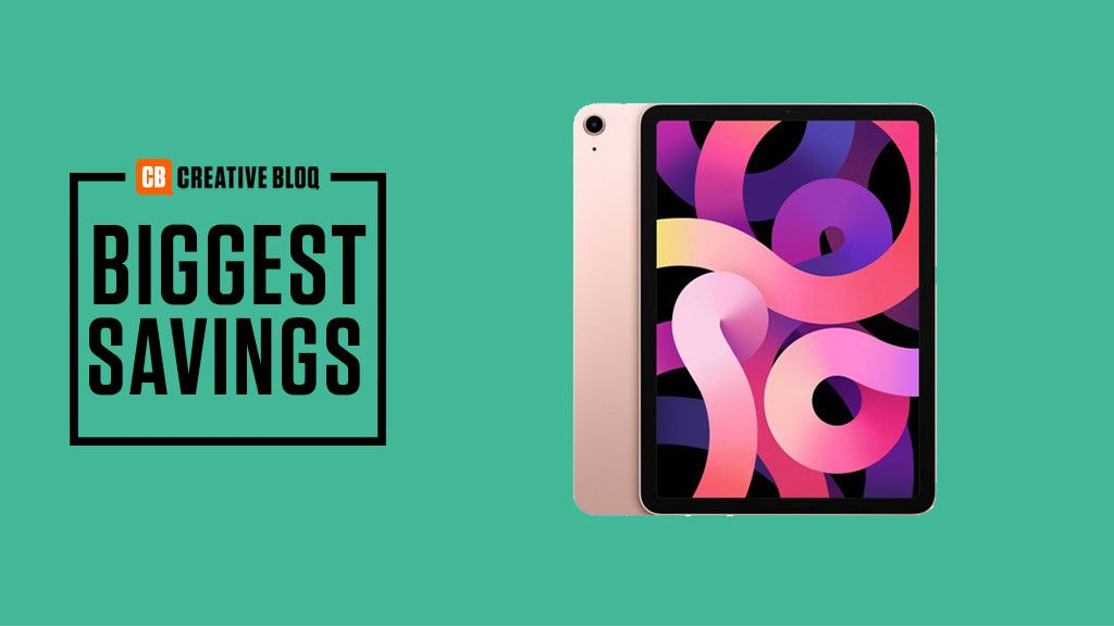 Black Friday iPad Air deal: Shock deal saves you over £100 on iPad Air 2020 - Creative Bloq
