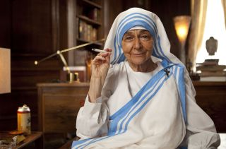 Sheila Reid: 'Mother Teresa would love this!'